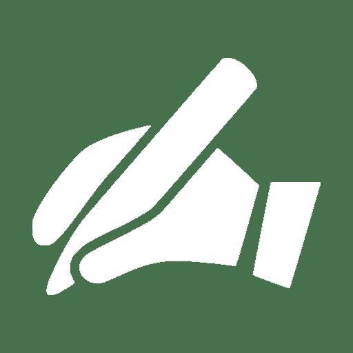 Ícone de assinatura
