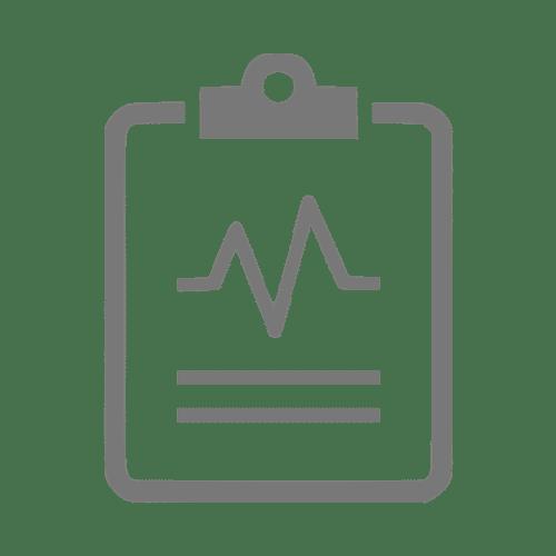 Ícone que simboliza um diagnóstico clínico médico